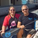Mammoglams boating team finds comfort in healing waters
