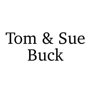 sponsors-_0020_Tom & Sue Buck